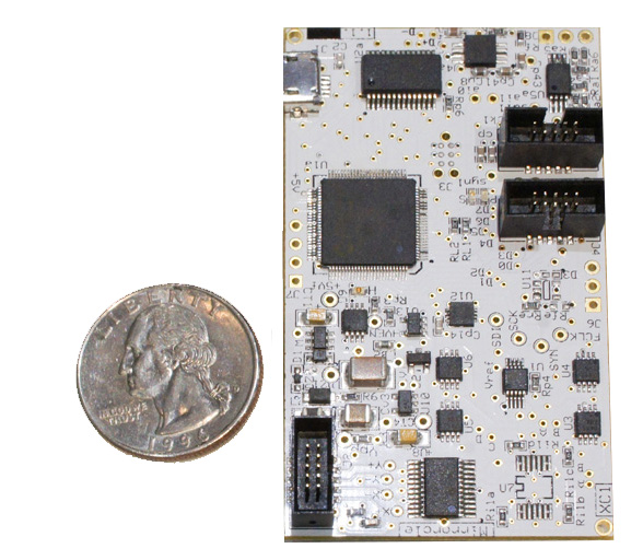 Mirrorcle MEMS Occie Controller