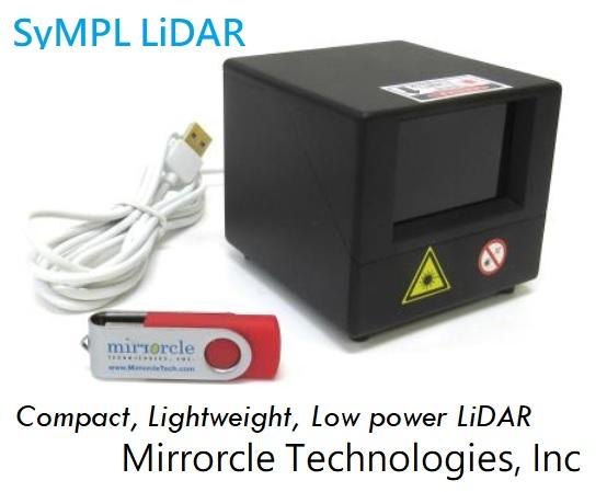 SyMPL 3D Lidar